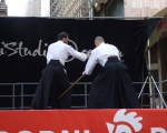 Rijeka - Aikido prezentacija na Korzu