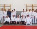 Ekipa iz Hrvatske s Corallini Shihan-om u Ljubljani 2013