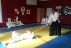 Detalj s Aikido prezentacije