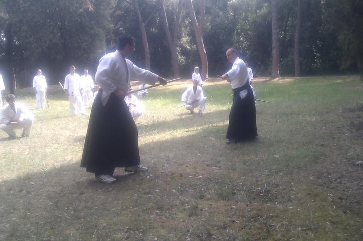 Aikido seminar-goran-ivan-rovinj2011