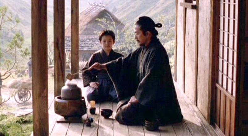 Ceremonija čaja i povezanost s borilačkim vještinama