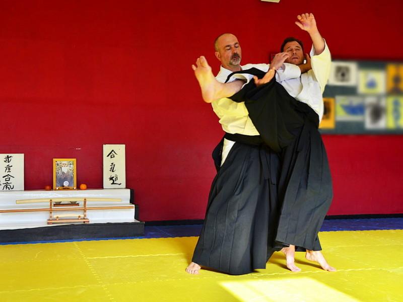 Aikido Rijeka-seminar geri waza 2016