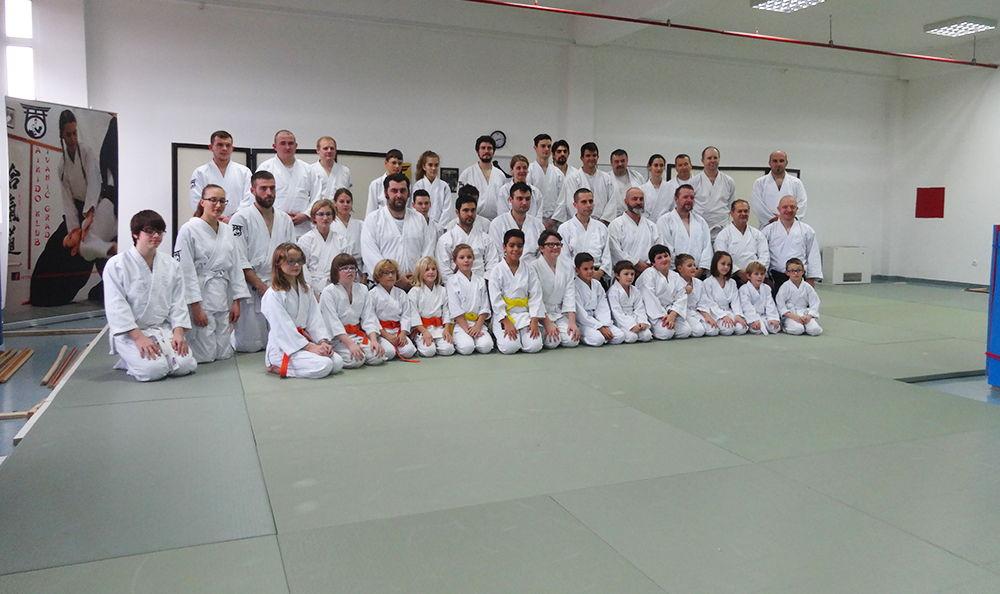 Aikido seminar u Ivanić- Gradu - zajednička