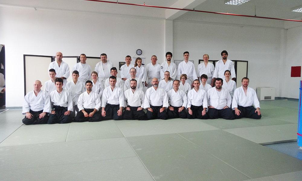 Aikido seminar u Ivanic gradu