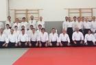 Takemusu aikido seminar u Ljubljani - grupna fotografija
