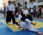 Aikido prezentacija na riječkom korzu 4
