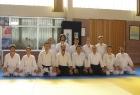 Članovi Takemusu Aikido kluba Rijeka s Corallini Sensei