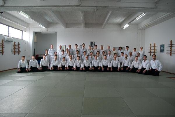 Toutain Aikido seminar zg-02-2011