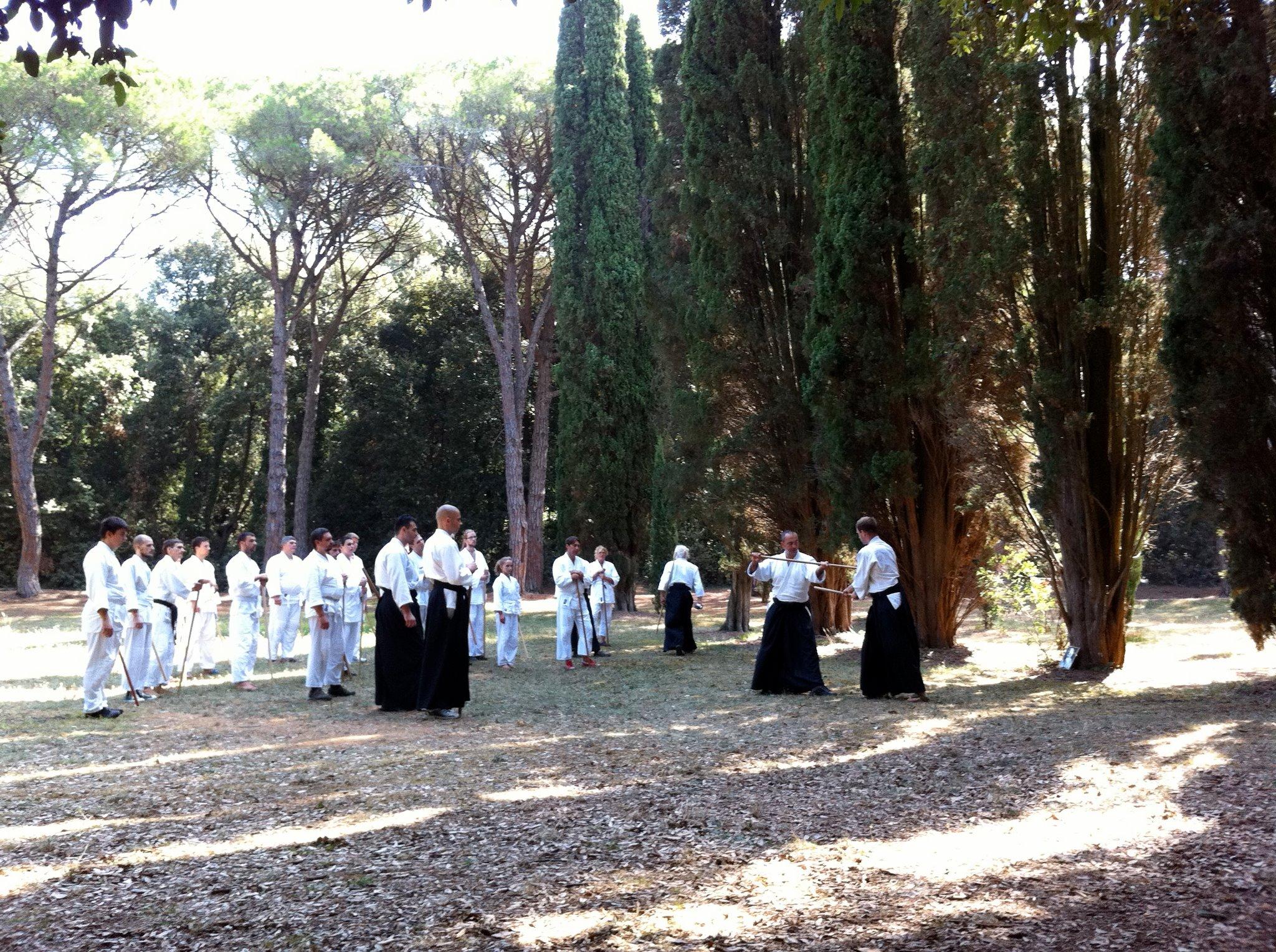 Aikido seminar u Rovinju