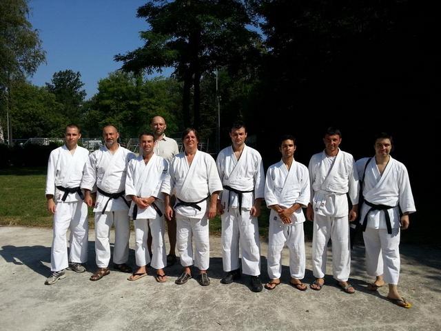 Takemusu Aikido summer camp