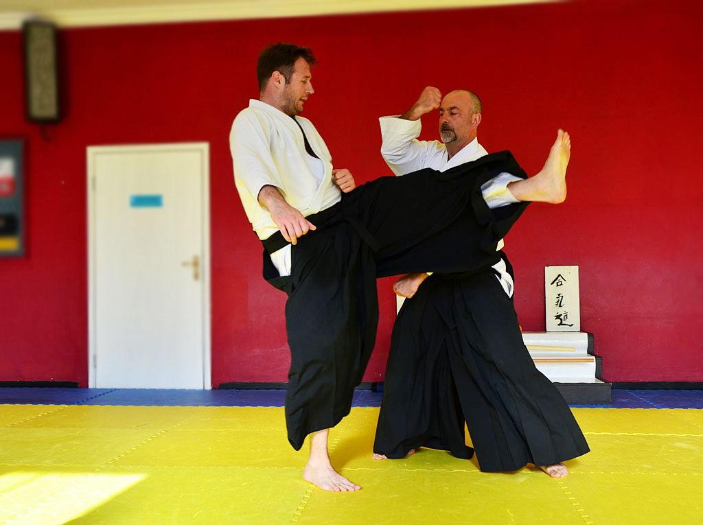 Aikido Rijeka-seminar geri waza